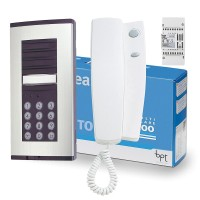 BPT-VSET1N-HNA Multi-Wire (System 200) Audio Entry System with Keypad Entry