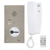BPT-AKIT-1VRPYC Vandal Resistant Multi-Wire (System 200) Audio Entry System