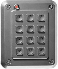 AXS- Storm Strikemaster Heavy Duty, Stand Alone Keypad Entry system