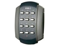 GSD Standalone 1-Door Proximity and Keypad System