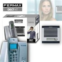 FMX-AES-1200 1 Way Audio Entry Kit with DECT Cordless Phone