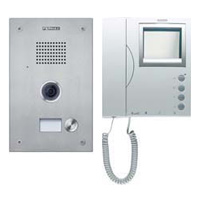 Fermax FER-5432 VDS Colour Kit with Marine Stainless Steel Vandal Resistant Door Panel