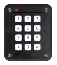 Storm S40 Range Of Keypad Readers with iCLASS SEOS