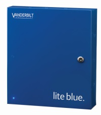 lite blue web-based controller for up to 8 readers