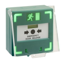 SR1-BGS-303-LSRC Resettable Break Glass Unit