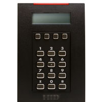 RKL55 and RWKL550 LCD/Keypad Readers