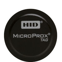HID MicroProx 125KHz adhesive tag