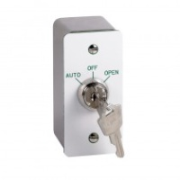 SR1-KSW-300 Series Stainless Steel Key Switch