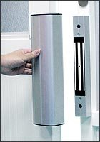 SR1-PH-450/450M & SR1-PH-900/900M Door handle maglock