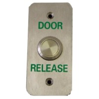 SR1-REX-STA Series Stainless Steel Architrave Push-Button