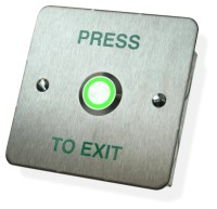 SR1-REX-STL02 Series Illuminated Push-Button