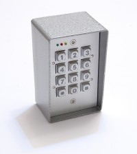 SR1-SKS-102 Low Cost Metal Stand-Alone Keypad Entry system
