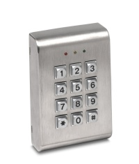 SR1-SKS-2000 Series Stainless Steel Standalone Keypad Entry Systems