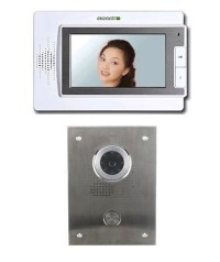 SR1-VES-C700S Colour Video Door Entry System - Stainless Steel