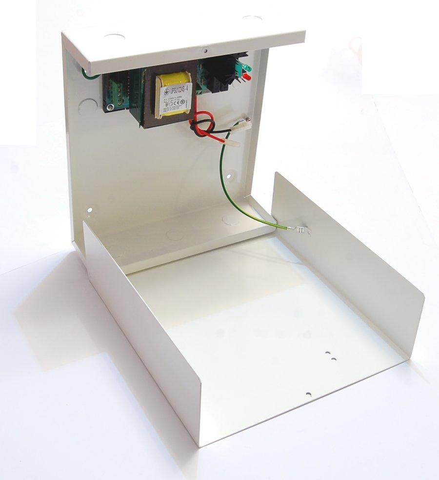 12V 2A Power Supply - Open